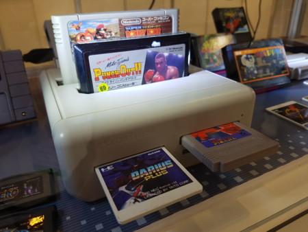 Esta super consola retro ofrece compatibilidad para 12 formatos de cartuchos y mucha nostalgia