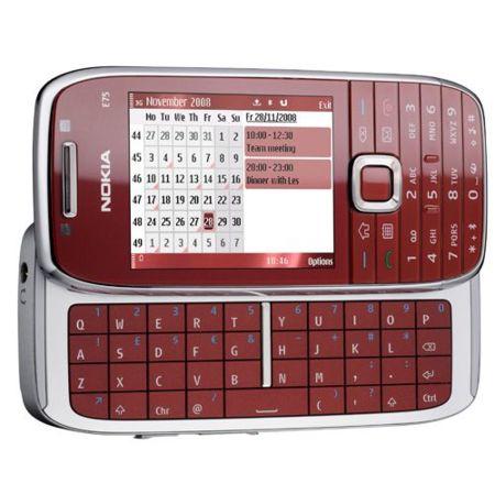 Nokia E75 presentado oficialmente
