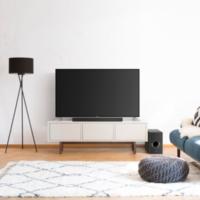 Estas son las nuevas barras de sonido que ha presentado Panasonic para mejorar el sonido de nuestros televisores