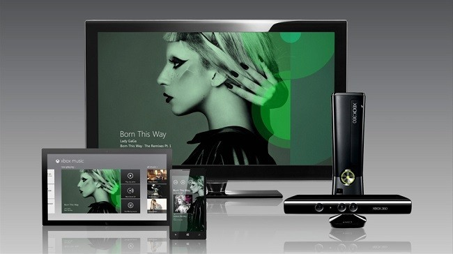 Xbox Music everywhere