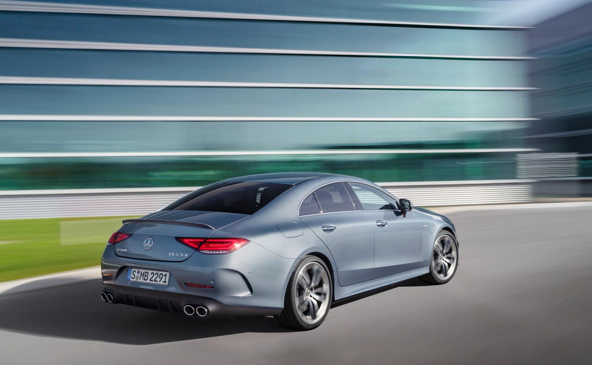 Foto de Mercedes-Benz CLS 2022 (38/63)