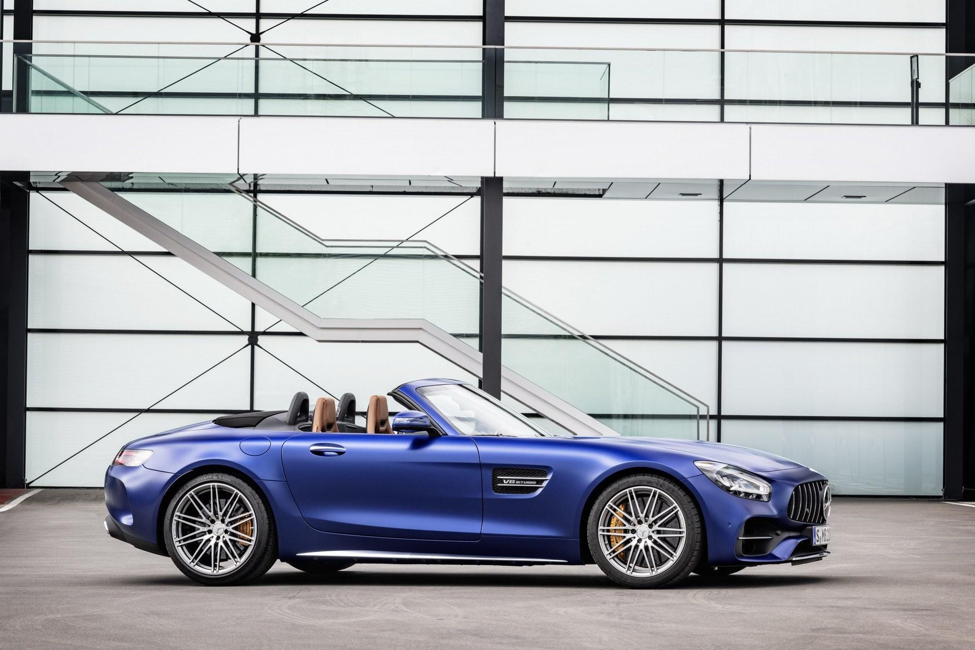 Foto de Mercedes-AMG GT 2020 (17/44)