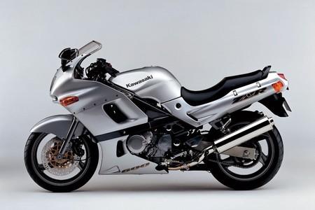 Kawasaki Zzr 600 1
