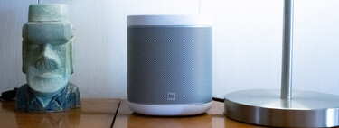 Xiaomi Mi smart speaker rebajadísimo en MediaMarkt: un altavoz inteligente potente y low cost con Google Assistant por 39 euros