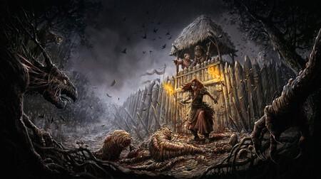 Anunciado Gord para PC, una aventura de estrategia ambientada en un mundo de fantasía oscura que llegará en 2022