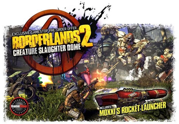 Borderlands 2: Creature Slaughter Dome