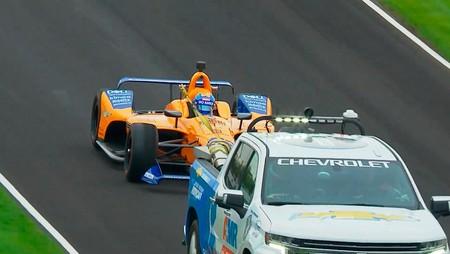 Alonso Remolcado Indianapolis