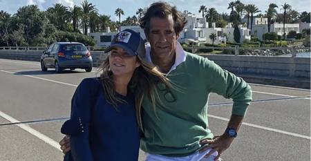 Amelia Bono y Fernando Ligués