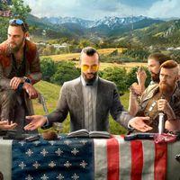 Far Cry 5 es el juego que más rápido se ha vendido de la franquicia y el segundo mejor lanzamiento de Ubisoft