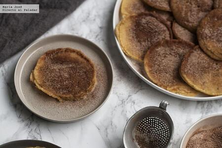 Tortillas de Carnaval: receta típica de Gran Canaria, enriquecida con calabaza