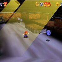 Super Mario 64: cómo conseguir la estrella de las 100 monedas en Big Boo's Haunt