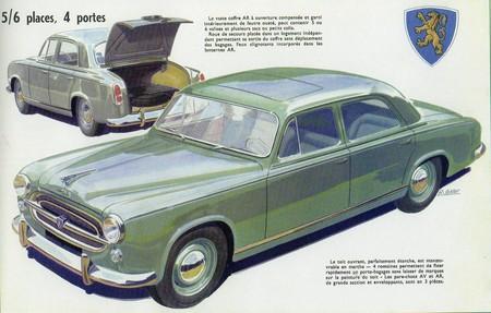 Peugeot Type 403