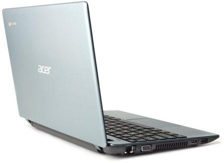 Acer C7 se actualiza para ser un poco más potente