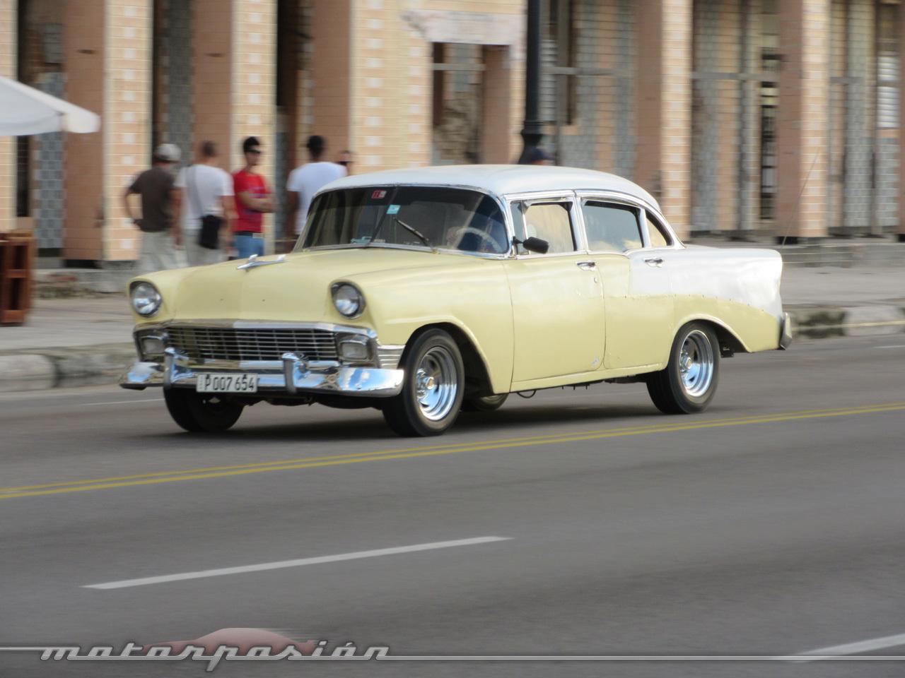 Foto de Reportaje Coches en Cuba (11/58)