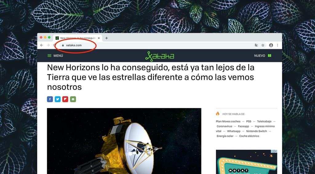 La beta de Chrome ya no muestra la URL completa: un significativo (y opcional) cambio en la forma de tratar las URLs