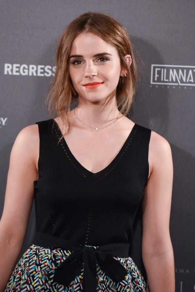Emma Watson En Madrid Presentacion Regresion