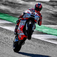 Danilo Petrucci es el más rápido del viernes de MotoGP en Misano en una sesión marcada por la igualdad