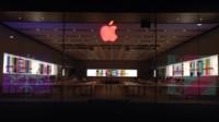 Imagen de la semana: Apple vuelve a teñirse de rojo para el día internacional de la lucha contra el SIDA