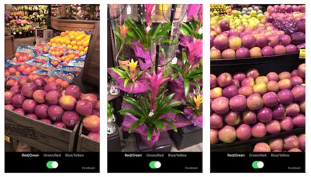 Color Binoculars, la app de Microsoft que ayudará a los daltónicos a ver los colores tal y como son