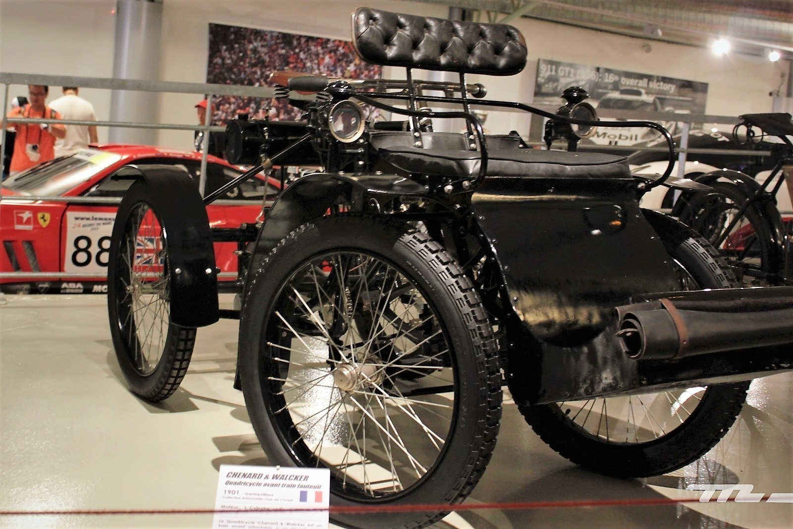 Foto de Museo de las 24 Horas de Le Mans (inicios) (29/30)