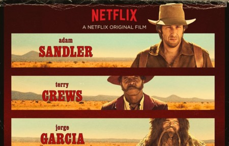 'The Ridiculous 6', un vómito de western