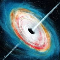 Los agujeros negros que no nacieron de la muerte de una estrella: nuevas teorías sobre el origen de los agujeros supermasivos