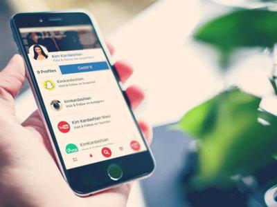 Gaddr, la aplicación que se despide de los nombres de usuario y reúne todos los perfiles en un solo lugar
