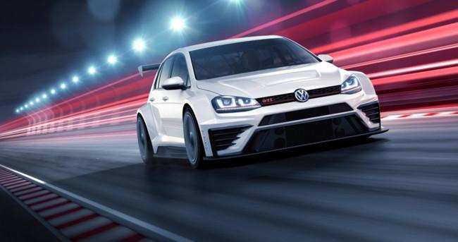 Volkswagen Golf GTI TCR, si creías que algo le faltaba al GTI es porque no has visto esto