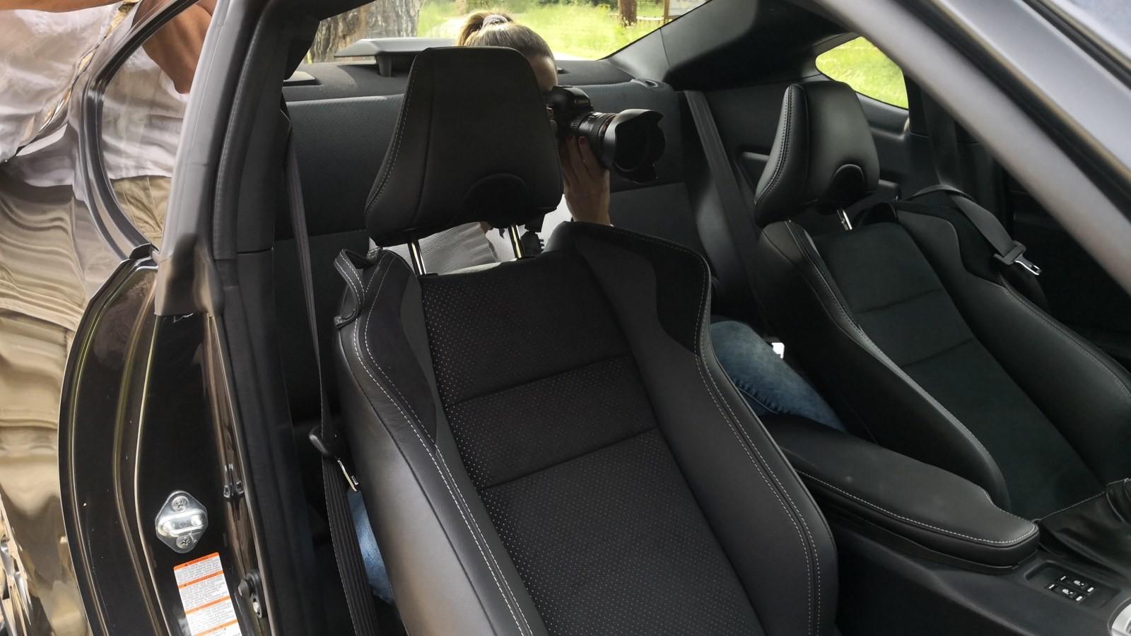 Foto de Toyota GT86 - Fotos interiores (9/28)