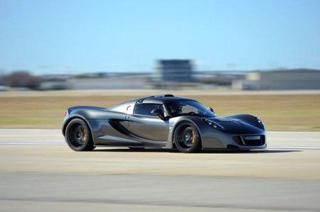 El Hennessey Venom GT bate el récord de aceleración de 0 a 300 km/h