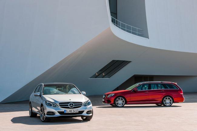 Mercedes-Benz Clase E 2013