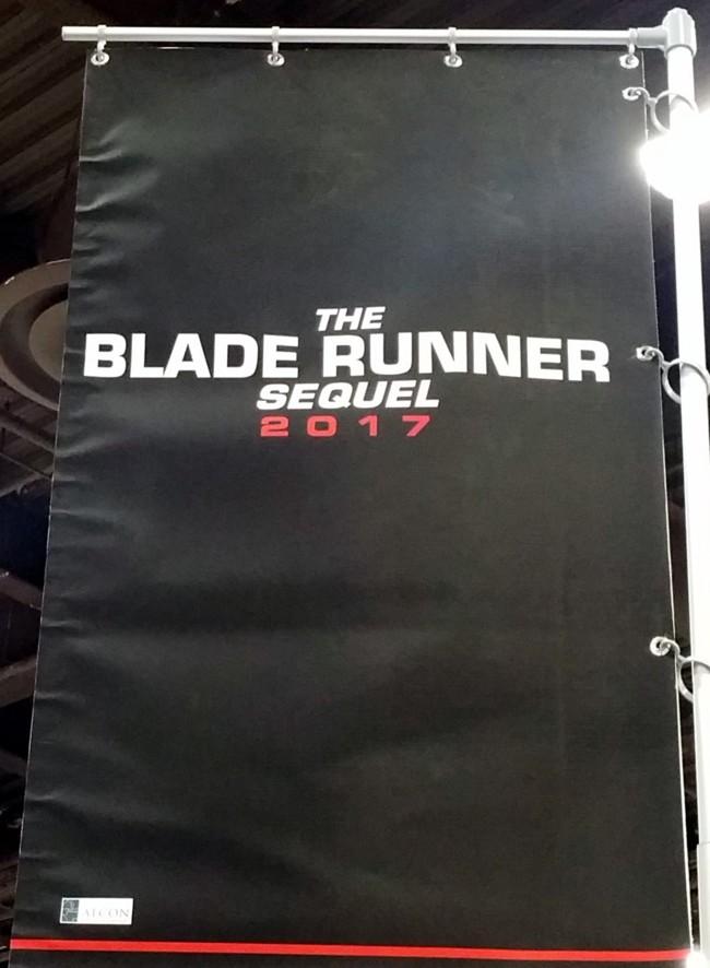 Teaser póster de Blade Runner 2