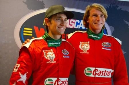 Lauda Hunt Nascar Whelen Euro Series