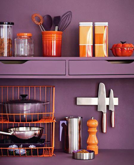Cocina Naranja 17