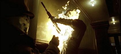 Primera imagen oficial de 'Watchmen'
