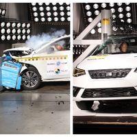 Dos estrellas para el Chevrolet Aveo en Latin NCAP, cinco para SEAT Ibiza y Arona