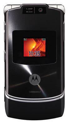 Motorola V3xx, HSDPA de Yoigo