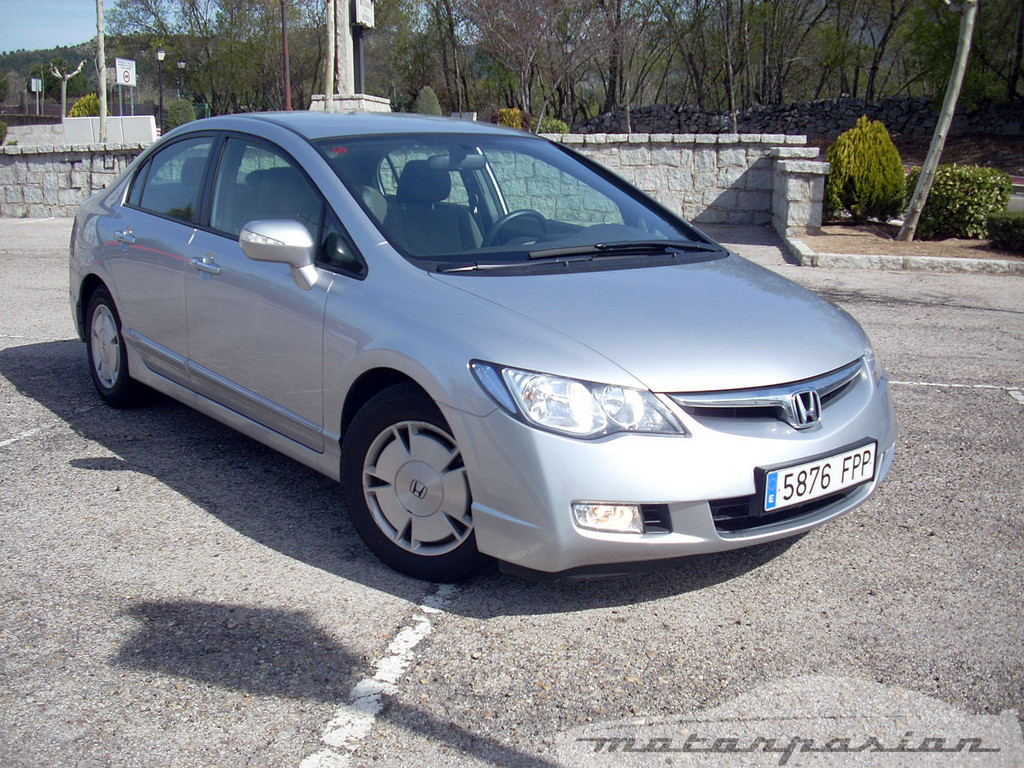 Foto de Honda Civic Hybrid (prueba) (3/40)