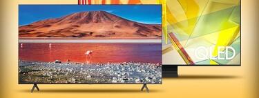 Este paquete de Amazon México tiene un Smart TV Samsung de 65 pulgadas y otro de 50 pulgadas de regalo: hasta 12 meses sin intereses