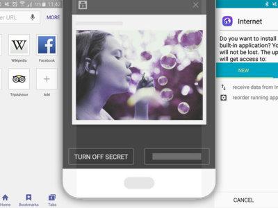 El navegador de Samsung capaz de bloquear publicidad llega a más dispositivos