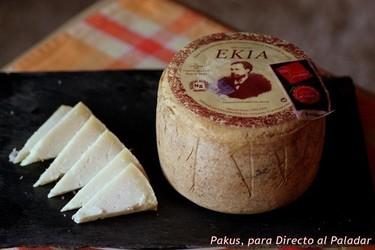 Cata de queso D.O. Roncal