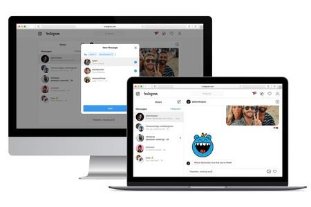 Instagram cada vez menos dependiente de su app: ya permite enviar mensajes y ver vídeos Live directamente en la web