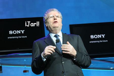 """""""El plan de negocio de Wii, puede ser superior al nuestro"""" Howard Stringer, CEO de Sony, dixit"""
