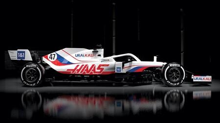 Haas F1 2021