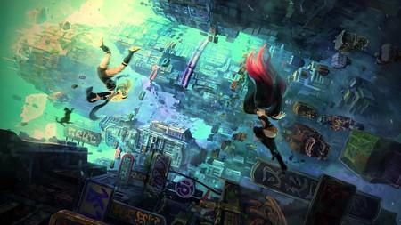 Gravity Rush 2 muestra sus mejores cartas en un completo gameplay