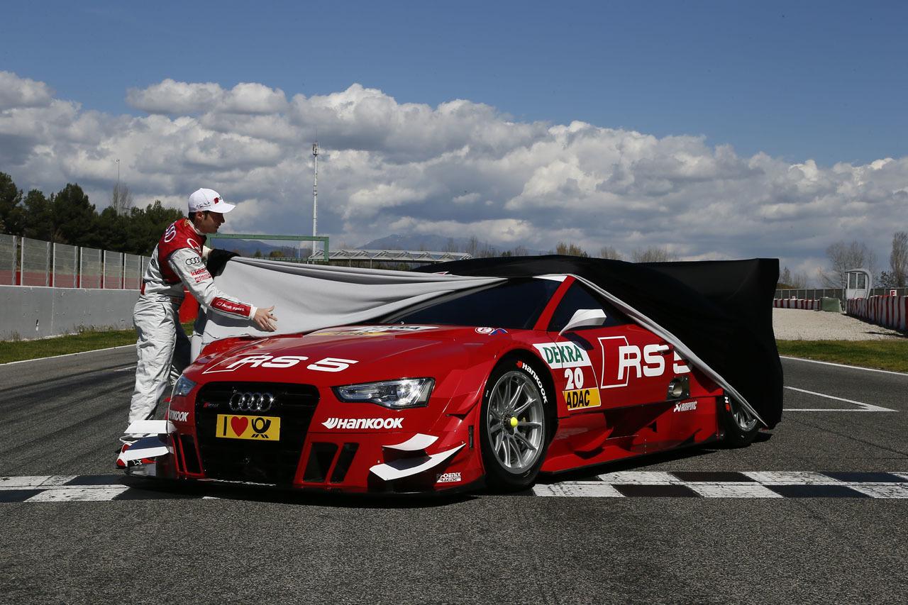 Foto de Presentación Audi RS5 Miguel Molina (1/10)