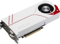 ASUS revela misteriosa GeForce GTX 970 Turbo  de color blanco