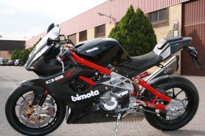Bimota DB7 Black Edition, limitada a 5 unidades para España