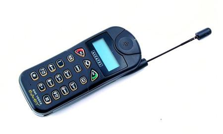 ¿Qué fue de los móviles con antena extraíble?
