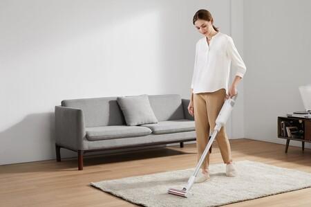 Dile adiós a tu vieja escoba: Mi Vacuum Cleaner Light, el aspirador sin cables de Xiaomi con 45 minutos de autonomía, por 88,95 euros en Amazon